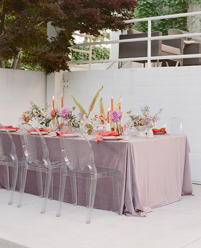 Private Party Spaces